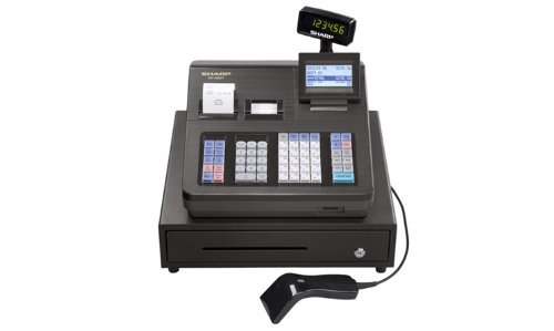 Primary image for Sharp XEA507 Bar Code Scanning and Dual Receipt Cash Register