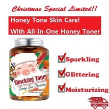 LABEL YOUNG Shocking Toner Honey Beam Christmas Limited Edition Sparking... - $59.50+