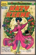 Katy Keene #13 1986-Mery Christmas-spicy poses-GGA-fashions-pin-ups-FN - $31.53