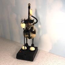 WACO DANCING GOLD INSTRUMENT BATTERY OPERATED BASS GUITAR SUNGLASSES JAP... - $49.45