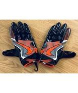 NEW Nike Vapor Jet 4 NCAA Oregon State Football Gloves PGF431-018 Size 2XL - $39.59