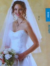 Butterick Sewing Pattern 4131 Ladies Misses Top Skirt Size 12-16 Bridal ... - $16.45