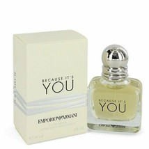 Because It's You by Giorgio Armani Eau De Parfum Spray 1 oz (Women) - $61.25