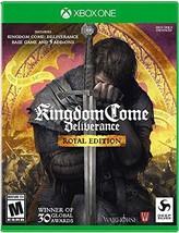 Kingdom Come Deliverance Royal Edition - Xbox One (Xbox One) - $30.93