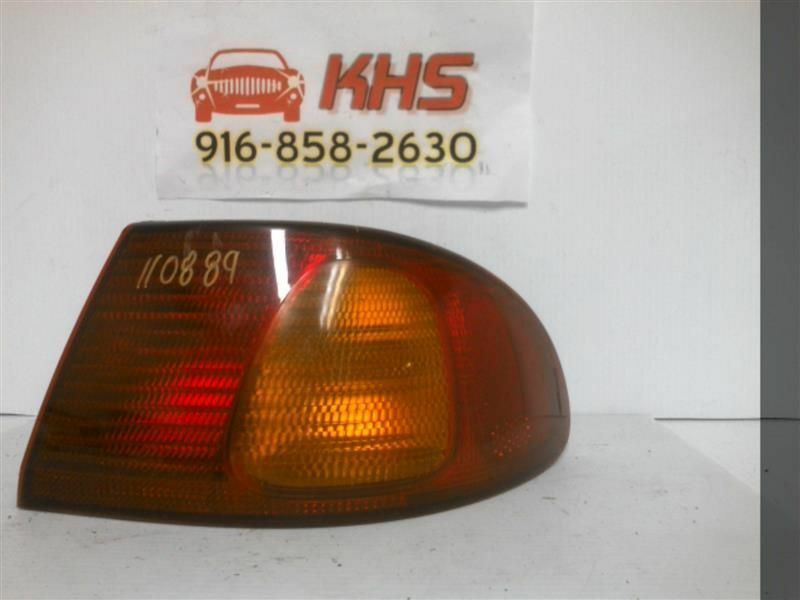 Primary image for Passenger Tail Light Quarter Panel Mounted Fits 98-02 COROLLA 205745