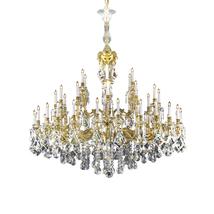 "AM5200: Renaissance Style Lighting Chandelier Lamp (42""-72"" W) $6,880+ - $6,880.00"