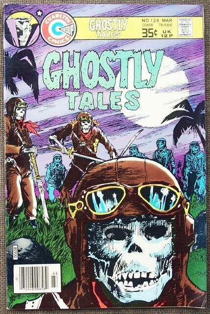 Comic Charlton Ghostly Tales No. 128 March 1978