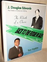 Tom Hopkins Back to the Future in Sales CLOSING J Douglas Edwards 6 CASS... - $79.88