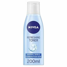 Nivea Visage Daily Essentials Refreshing Toner for Normal & Combined Skin 200ml - $19.59