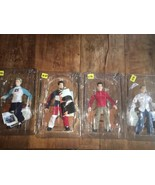 4  nysync PUPPETS WITH STANDS INCLUDES JUSTIN TIMBERLAKE No Box - $14.25