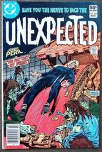 Comic DC Unexpected No 208 March 1981 - $1.27