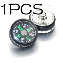New snaps Jewelry DIY 18mm Glass Watch Snap Buttons Interchangeable Jewelry Acce - $10.31
