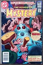 Comic DC The House of Mystery No 298 November 1981 - $1.27
