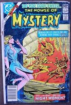 Comic DC The House of Mystery No 296 September 1981 - $1.27