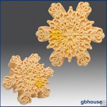 Silicone Soap Mold – Snowflake #8 - $26.00