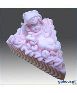 Silicone Soap Mold – Babycakes – Baby Fairy on C - $35.00