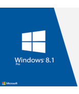 Windows 8.1 Professional Pro License Retail Product Key  - $12.99