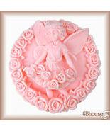 Fairy5~Rosaline fairy of Gratitude Silicone Mold - $30.00