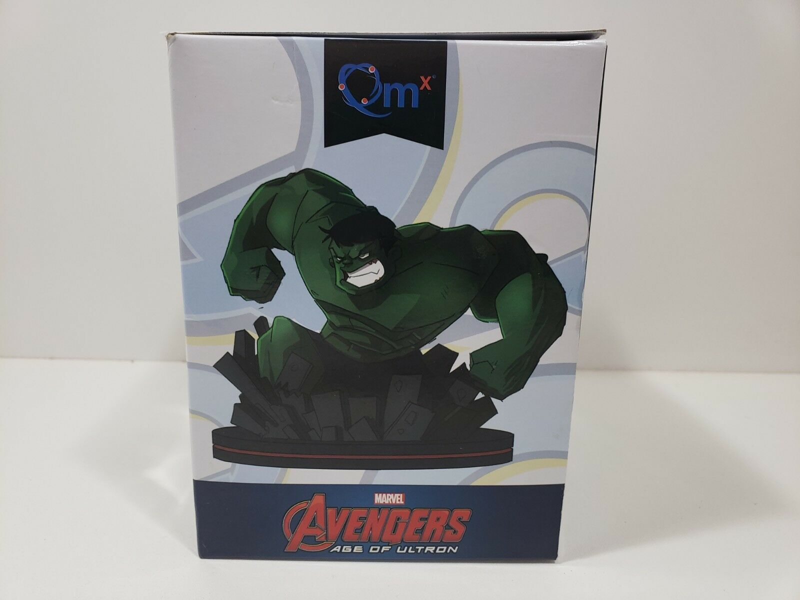 The Hulk QMX Q Fig, Marvel Avengers Age of Ultron, New Open box image 2
