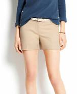 Ann Taylor Sandy Khaki City Shorts Size - 10 - $26.95