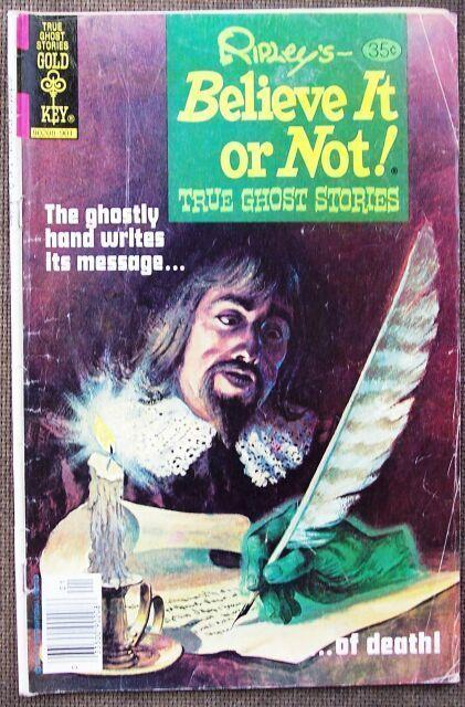 Comic Gold Key Ripley's Believe It or Not  No. 85 Jan 1985