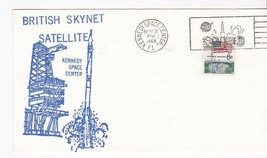 BRITISH SKYNET SATELLITE LAUNCH KENNEDY SPACE CENTER FL 11/21/1969 - $1.98