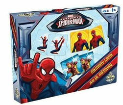 Marvel: Ultimate Spider-Man Edition Memory Game - Bilingual - $12.99
