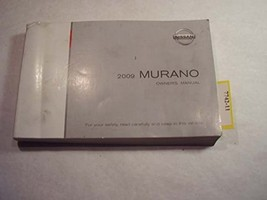 2009 Nissan Murano Owners Manual [Paperback] Nissan - $43.06