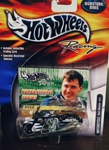 Hot Wheels Racing Nascar #12 Ryan Newman Motorcycle - $3.87