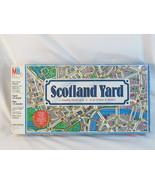 Scotland Yard 1985 Board Game Milton Bradley Complete Excellent Bilingua... - $21.66