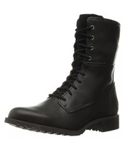 Timberland Womens Banfield Mid Lace Boot, Jet Black Forty, 6.5M - $3.006,85 MXN