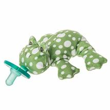 Mary Meyer WubbaNub Soft Toy and Infant Pacifier, Fizzy Frog - $17.49