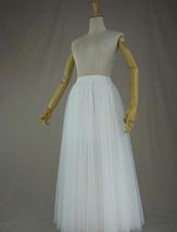 Women's White Suit Jacket White Asymmetrical Collar Boho Wedding Bridal Outfits image 12