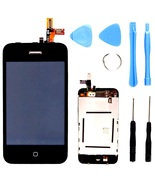 Glass LCD screen display digitizer replacement assembly for Apple iphone... - $52.99