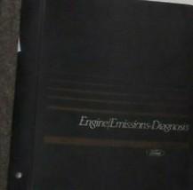 1987 Ford Powertrain Controllo Emissione Diagnosi Auto Camion Servizio N... - $69.25
