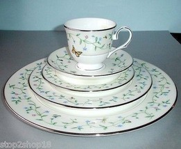 Lenox IDALIA 5 Piece Place Setting Made In USA New In Box - $72.90