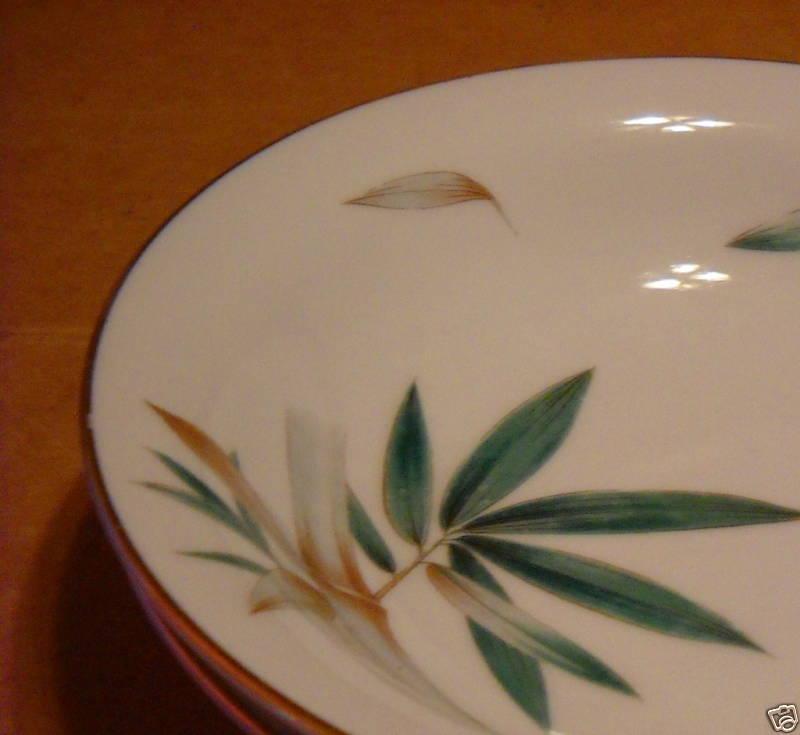 Noritake Canton soup /cereal bowls - CANTON
