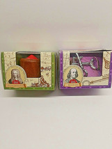 Newton's Gravity Defying Puzzle Franklin's Keys Puzzle Professor Puzzles... - $24.99