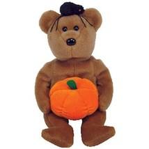 1 X TY Beanie Buddy - HOCUS the Halloween Bear - $15.13