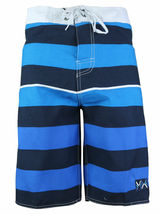 Men's Board Shorts Sport Beach Swimwear Bathing Suit Slim Fit Trunks image 8