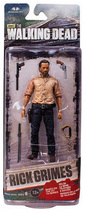 McFarlane Toys The Walking Dead TV Series 6 Rick Grimes Figure - $29.00