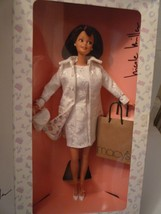 1996 City Shopper Limited Edition Barbie By Nicole Miller Autographed Mint - $64.35