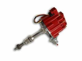 BBF Ford 351C 429 460 V8 Coil Hei Distributor 50,000 50k Volt w/ Red Cap