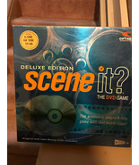 SCENE IT?  DELUXE EDITION - $10.00