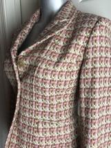 Talbots Blazer Size 4P 4 Wool Blend JACKET ITALIAN FABRICS - $23.76