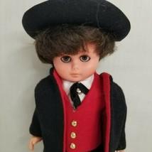 Vintage Handmade German Boy Doll Arburg Machine Industries Give Away Emp... - $19.79