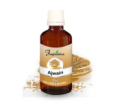 Fragrantica Ajwain Oil Natural Pure Undiluted Uncut Essential Oil 100 ml - $22.31