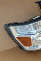 04-10 Infiniti QX56 Xenon HID Headlight Head Light Passenger RH - POLISHED image 3
