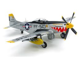 Tamiya 1/32 North American F-51D Mustang Korean War Plastic Modek Kit 60328 - $156.82