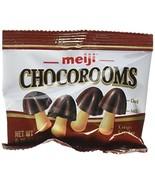 Meiji Chocorooms 24 individual 21g bags - $19.15